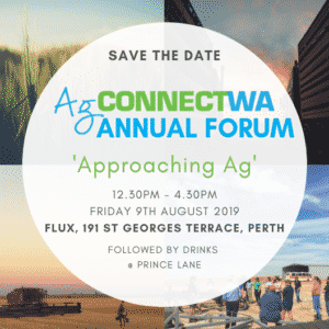 AgConnectWA Annual Form - Approaching Ag