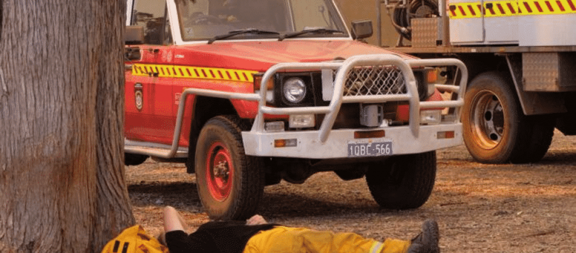 We need to double our bush firefighting capacity